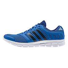 Buy Adidas Breeze 101 Men's Running Shoes, Bright Royal Online at johnlewis.com
