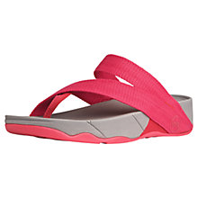 Buy FitFlop Sling Sandals, Raspberry Online at johnlewis.com