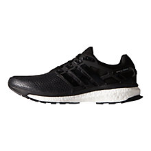 Buy Adidas Energy Boost 2.0 ATR Men's Running Shoes, Core Black Online at johnlewis.com