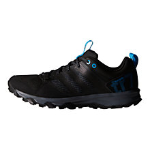 Buy Adidas Kanadia Trail 7 Men's Running Shoes, Black Online at johnlewis.com