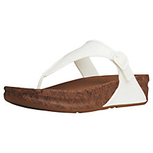 Buy FitFlop Superjelly Cork Sandals Online at johnlewis.com