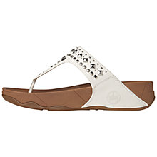 Buy FitFlop Biker Chic Sandals Online at johnlewis.com