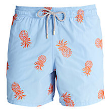 Buy Vilebrequin Mistral Swimming Shorts, Navy Online at johnlewis.com