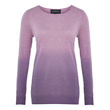 Buy Viyella Ombre Jumper, Lavender Online at johnlewis.com