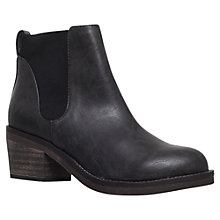 Buy Miss KG Saint Ankle Boots, Black Online at johnlewis.com