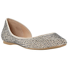 Buy Steve Madden Elizza Pointed Toe Ballerina Pumps Online at johnlewis.com