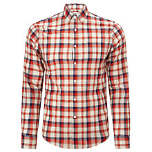 Buy Bellerose Francisco Checked Long Sleeve Cotton Shirt Online at johnlewis.com