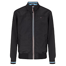 Buy Hilfiger Denim Bobby Lightweight Bomber Jacket Online at johnlewis.com
