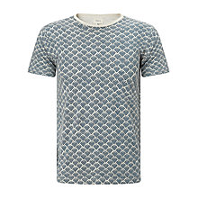 Buy Bellerose Jersey Vintage T-Shirt, Blue Online at johnlewis.com
