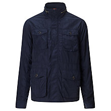 Buy Tommy Hilfiger Penn Jacket, Black Iris Online at johnlewis.com