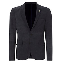 Buy Scotch & Soda Pique Blazer, Dessin Online at johnlewis.com