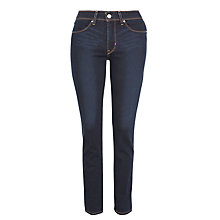 "Buy Levi's Curve ID Demi Curve Slim Leg Jeans 32"", Football Sunday Online at johnlewis.com"