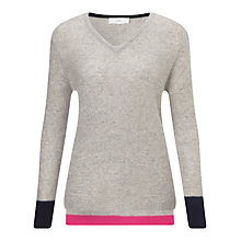 Buy Charli Carissa Cashmere V-neck Jumper Online at johnlewis.com