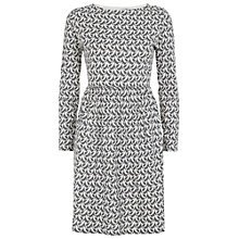 Buy People Tree Orla Kiely Bird Watch Dress Online at johnlewis.com