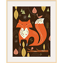 Buy Tracey Walker - Fox in the Wood Online at johnlewis.com