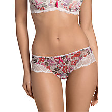 Buy Triumph Mon Amour Spotlight Hipster Briefs, Cream Online at johnlewis.com