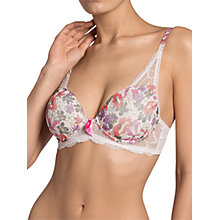 Buy Triumph Mon Amour Spotlight Padded Wired Bra, Multi Online at johnlewis.com