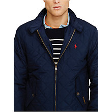 Buy Polo Ralph Lauren Quilted Barracuda Jacket Online at johnlewis.com