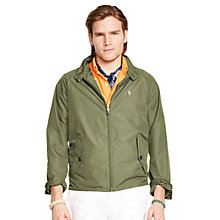 Buy Polo Ralph Lauren Chester Light Jacket, Sage Online at johnlewis.com