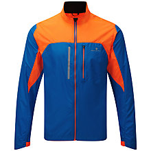 Buy Ronhill Advance Windlite Jacket, Blue/Orange Online at johnlewis.com