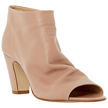 Buy Dune Caitlen Leather Shoe Boots Online at johnlewis.com