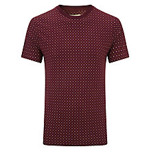 Buy JOHN LEWIS & Co. Polka Dot Short Sleeved Cotton T-Shirt Online at johnlewis.com