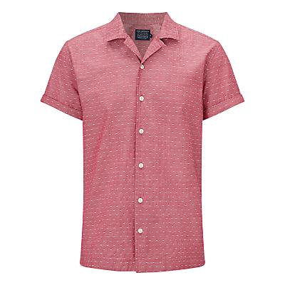 JOHN LEWIS  Co. Dash Short Sleeve Bowling Shirt £22.50 AT vintagedancer.com