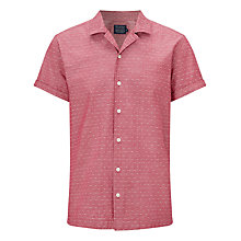 Buy JOHN LEWIS & Co. Dash Short Sleeve Bowling Shirt Online at johnlewis.com