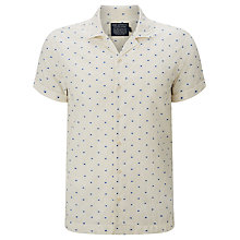 Buy JOHN LEWIS & Co. Vintage Dash Bowling Shirt Online at johnlewis.com