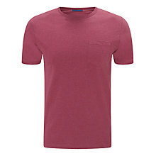 Buy Kin by John Lewis Cotton Pocket T-Shirt Online at johnlewis.com