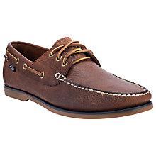 Buy Polo Ralph Lauren Bienne Boat Shoes, Polo Tan Online at johnlewis.com
