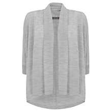 Buy Mint Velvet Batwing 2 in 1 Cardigan, Grey Online at johnlewis.com