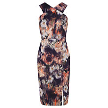 Buy Coast Charley Print Dress, Multi Online at johnlewis.com