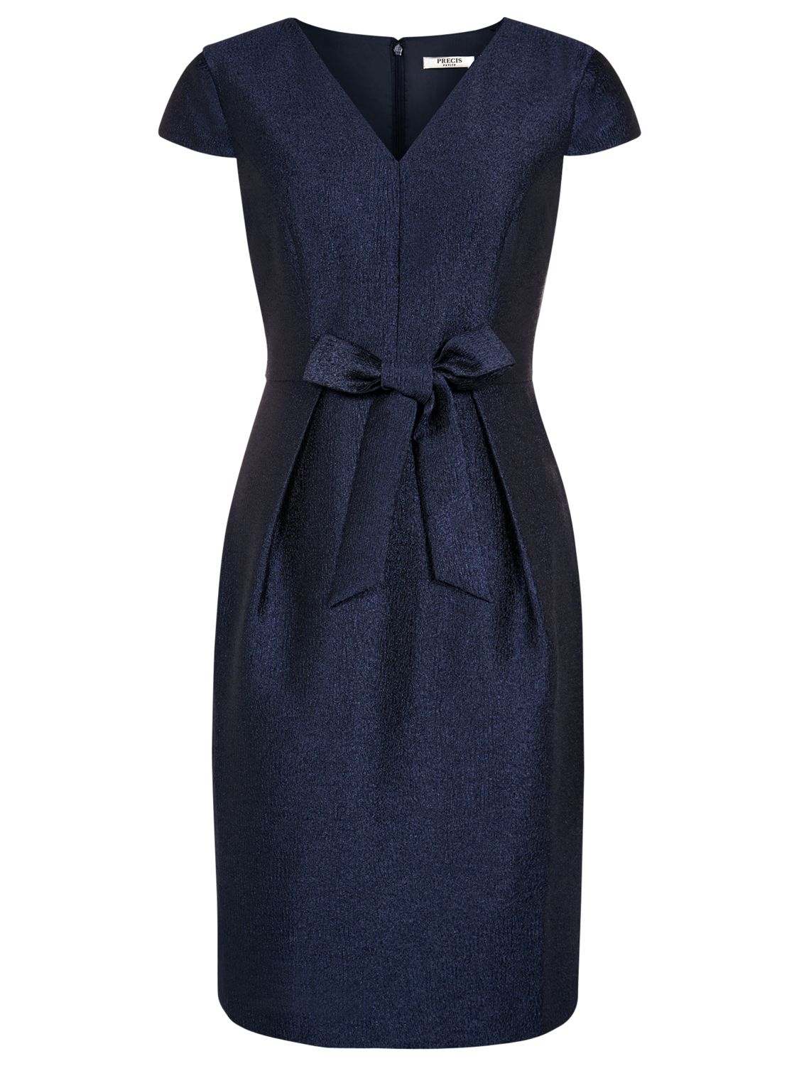 precis petite crinkle bow dress navy, precis, petite, crinkle, bow, dress, navy, precis petite, 16|8|18|14|12|10, clearance, womenswear offers, womens dresses offers, new years party offers, women, inactive womenswear, new reductions, womens dresses, special offers, 1769546
