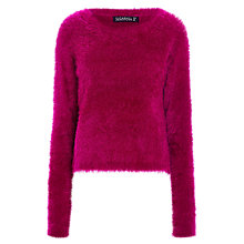 Buy Sugarhill Boutique Sandra Jumper, Fuscia Online at johnlewis.com