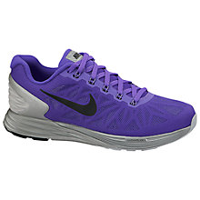 Buy Nike LunarGlide+ 6 Flash Women's Running Shoes Online at johnlewis.com