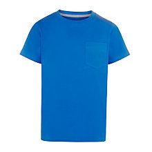 Buy John Lewis Boy Crew Neck T-Shirt Online at johnlewis.com