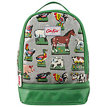 Buy Cath Kidston Farm Animal Print Lunch Bag, Multi Online at johnlewis.com