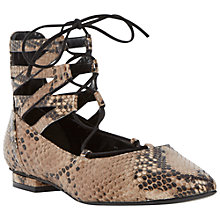 Buy Dune Hobra Lace Up Shoes Online at johnlewis.com