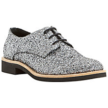 Buy Dune Leni Glitter Brogues Online at johnlewis.com