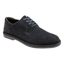 Buy Rockport Urban Ease Lace-Up Shoes, Navy Online at johnlewis.com