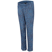 Buy Isabella Oliver Aisla Maternity Trousers, Blue/Multi Online at johnlewis.com