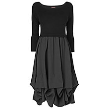 Buy Phase Eight Halle Hook Up Dress, Black Online at johnlewis.com