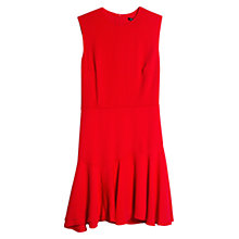 Buy Mango Ruffle Skirt Dress Online at johnlewis.com