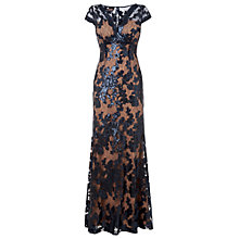 Buy Phase Eight Collection 8 Twilight Sequin Dress, Midnight Online at johnlewis.com