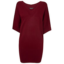 Buy Phase Eight Klara Jumper, Burnt Red Online at johnlewis.com