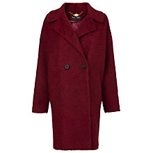 Buy Phase Eight Beatrix Boucle Coat, Rust Online at johnlewis.com
