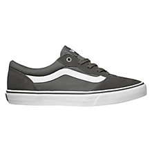 Buy Vans Suede and Canvas Milton Trainers Online at johnlewis.com