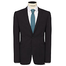 Buy Kin by John Lewis Beacon Pinpoint Suit Jacket, Charcoal Online at johnlewis.com