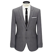 Buy Kin by John Lewis Slim Fit Stamford Tonic Suit Jacket, Chrome Online at johnlewis.com